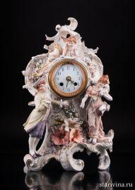 Часы, Германия, кон. 19 в