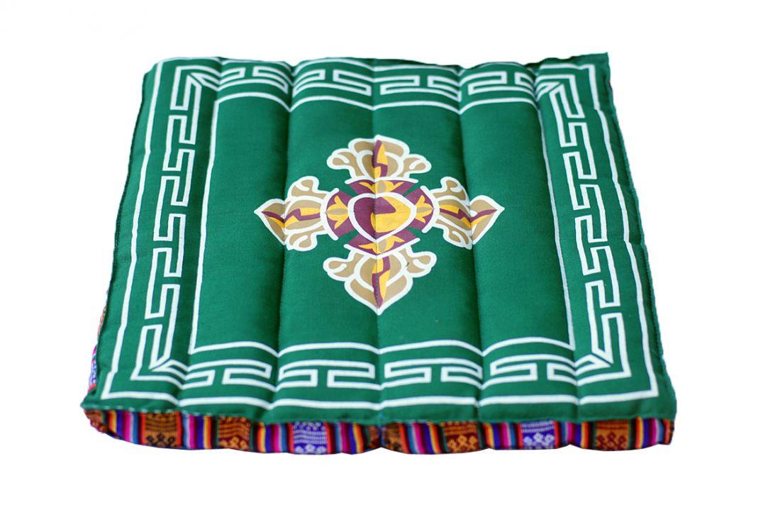 Подушка для медитации складная, в чехле (Тибет)