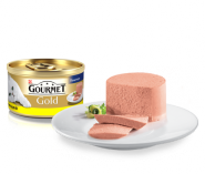 Gourmet Gold - Паштет с курицей (85 г)