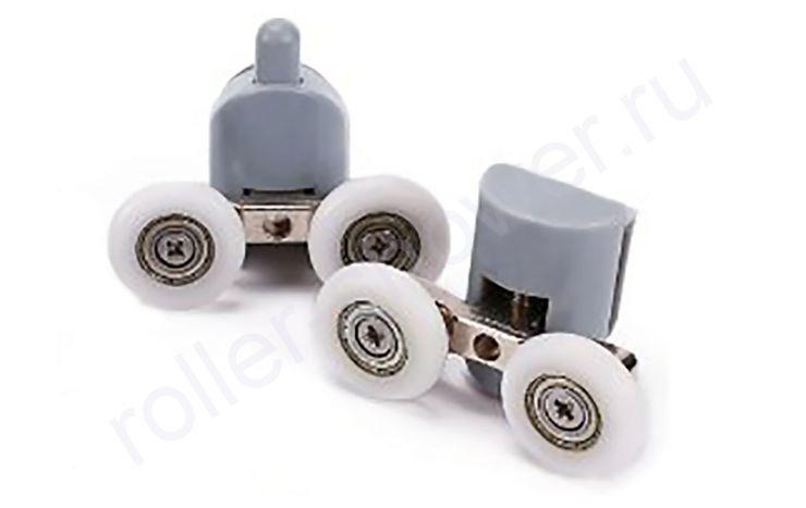 Ролик для душевой кабины VH082 (комплект 8шт) Диаметр колеса (от 18,6 до 28мм)