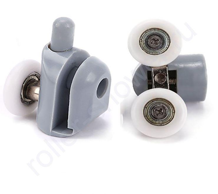 Ролик для душевой кабины VH029 (комплект 8шт) Диаметр колеса (от 18,6 до 28 мм)