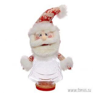Дед Мороз новогодняя упаковка, 320 гр.