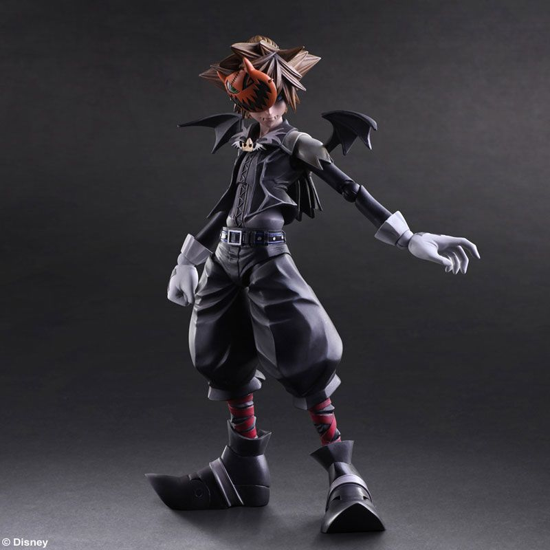 Фигурка KINGDOM HEARTS II: Sora Halloween Town Ver.