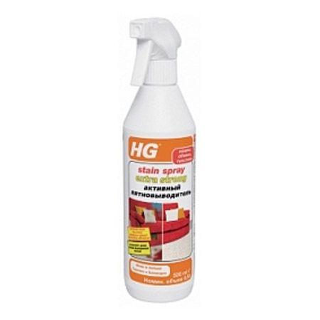 Активный пятновыводитель с активным кислородом HG
