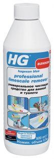 Универсальное чистящее средство для ванной и туалета HG 500мл