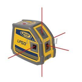 Spectra Precision LP50 - лазерный нивелир