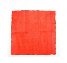 Платок красный малый 15смх15см