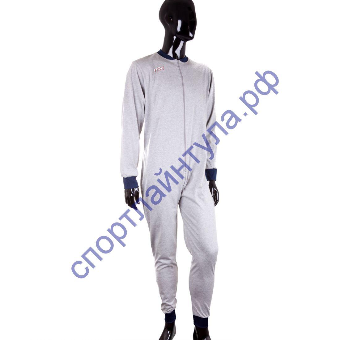 Белье хоккейное HS-05 grey