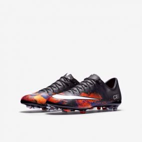 Детские бутсы NIKE MERCURIAL VAPOR X CR FG 684841-018 JR
