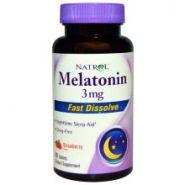 Natrol Melatonin Fast Dissolve 3 мг. (90 жев. таб.)