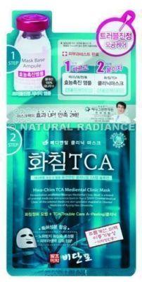 Маска для лечения проблемной кожи Beauty Clinic.