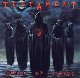TESTAMENT, Souls of black