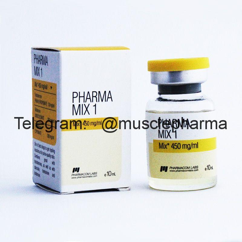 PHARMAMIX 1 (ФАРМАКОМ). 450mg/ml 10ml * 1 флакон
