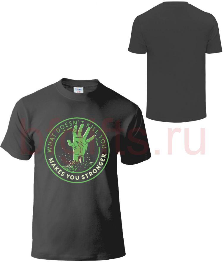 Zomby футболка