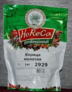 HORECA ПАКЕТ 1 КГ КОРИЦА МОЛОТАЯ