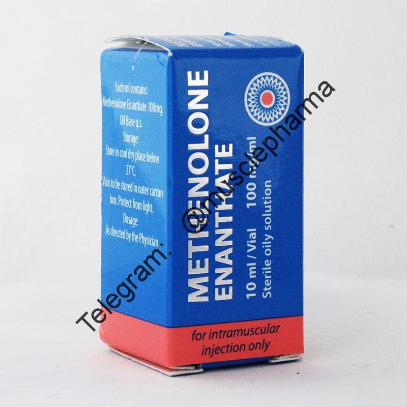METHENOLONE ENANTHATE (ПРИМОБОЛАН). 1 флакон * 10 мл.