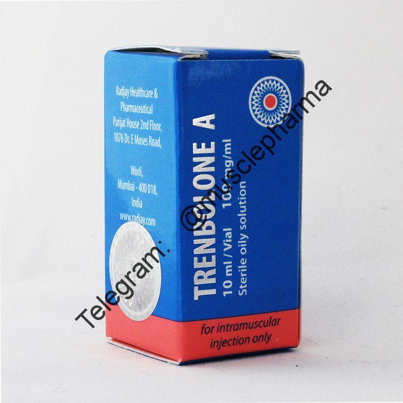 TRENBOLON A (Trenbolone Acetate). Radjay. 1 флакон * 10 мл.