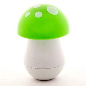 Ручка Гриб зеленый