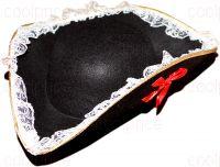 Пиратская шляпа треуголка