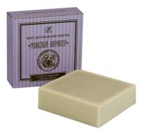 Мыло для умывания и бритья «с отваром подорожника и маслом лаванды»