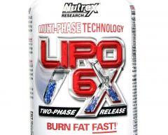 Nutrex - Lipo-6X (1 капс)