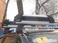 """Багажник для лыж и сноубордов - крепление """"Атлант"""" для 4 пар лыж / 2 сноубордов"""