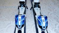 VOLKL ESTRELLA BLUE 144 151 158 горные лыжи + крепления