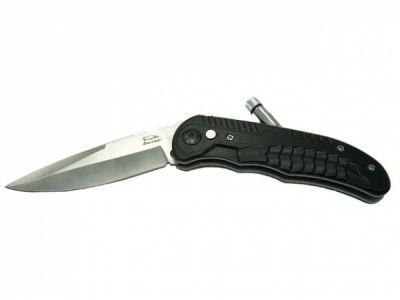 Нож складной НТ-24 с фонариком