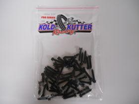 """Шипы для моторезины KOLD KUTTER 1,0"""" (25,4мм) - 50 шт."""