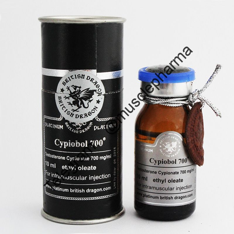 CYPIOBOL 700 (testosterone cypionate) 700 mg