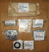 Шатунная сборка + подшипники и сальники К.В. Kawasaki KDX200/220