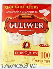 Сигаретные фильтры GULIWER стандарт (100 шт)