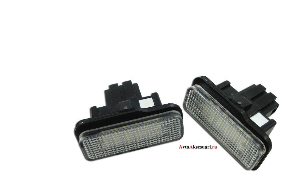 Светодиодная подсветка для Mercedes-Benz