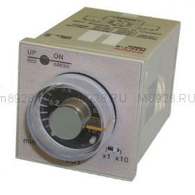 реле времени H3CT-8 12VDC 0.05с-10мин