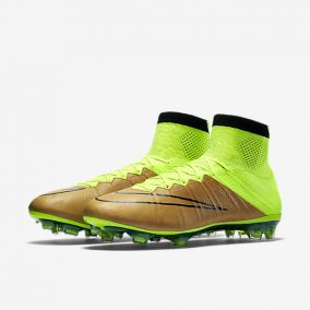 Бутсы NIKE MERCURIAL SUPERFLY LTHR FG 747219-707
