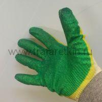 перчатки с двойным покрытием
