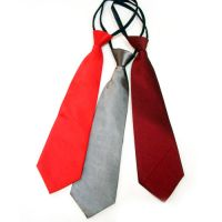 Детские галстуки, цвета в ассортименте
