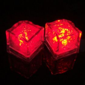 Electronic Ice Cube Электронный Кубик Льда (красный свет)