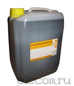 Ортофосфорная кислота (тех.) 5литров/ 7,5кг.