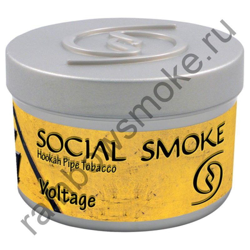 Social Smoke 250 гр - Voltage (Напряжение)