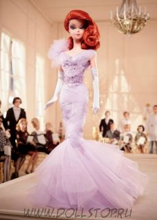 Коллекционная кукла Барби Роскошная Лаванда - Lavender Luxe™ Barbie® Doll