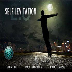 Self Levitation by Shin Lim, Jose Morales & Paul Harris (DVD, NO GIMMICKS!)