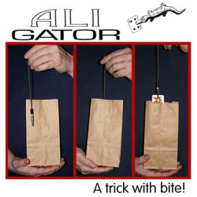 Ali Gator by Chazpro
