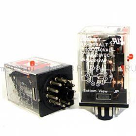 Реле  RK-307ALT  10А, 3С, 220VAC (МК3Р)