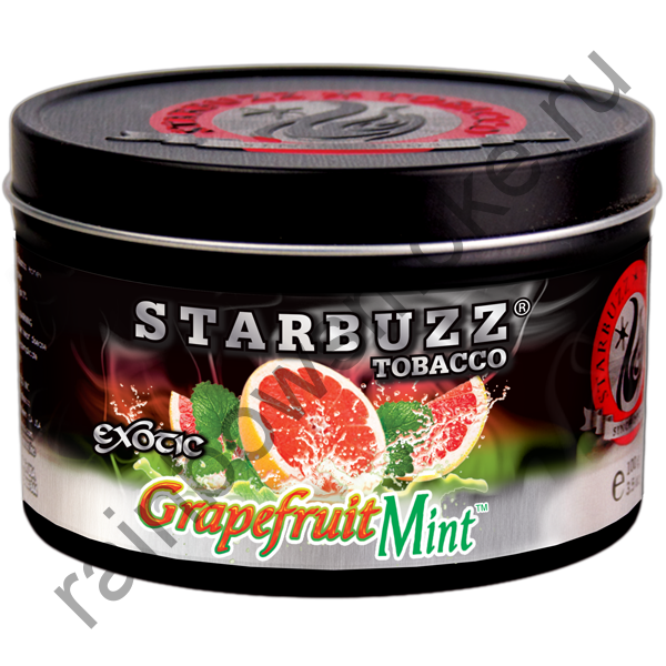Starbuzz Bold 100 гр - Grapefruit Mint (Мятный Грейпфрут)
