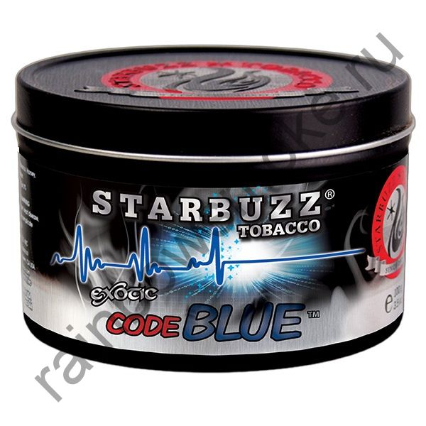 Starbuzz Bold 100 гр - Code Blue (Синий Код)
