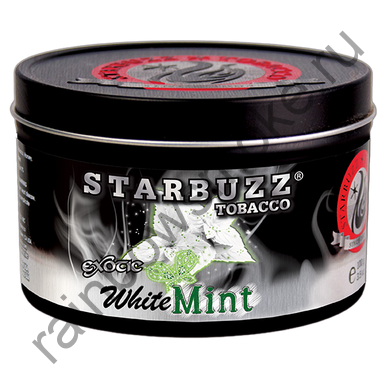 Starbuzz Bold 250 гр - White Mint (Белая Мята)