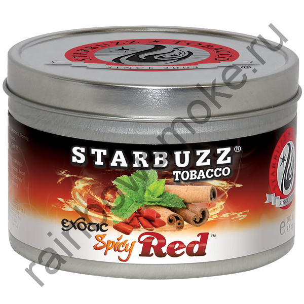 Starbuzz Exotic 100 гр - Spicy Red (Спайси Ред)