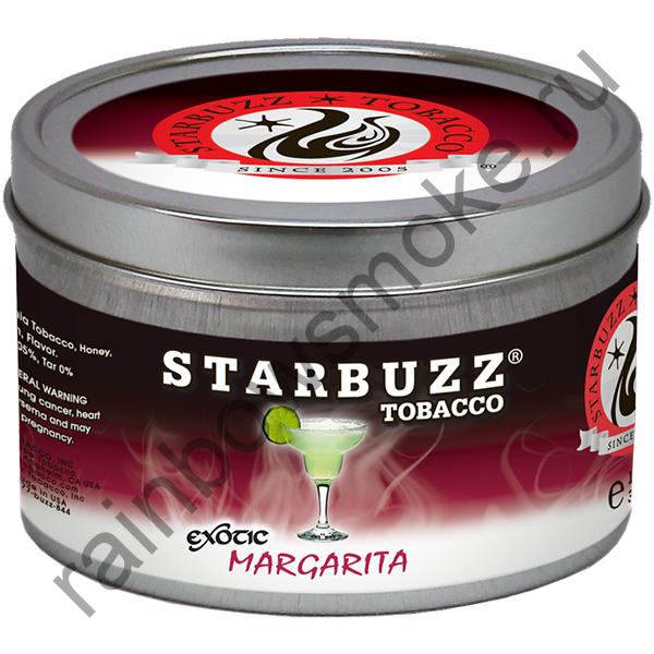 Starbuzz Exotic 100 гр - Margarita (Маргарита)