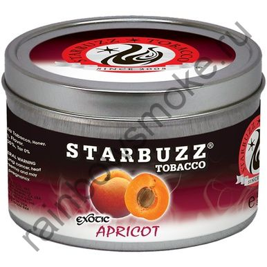 Starbuzz Exotic 100 гр - Apricot (Абрикос)